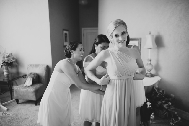 Elegant summer wedding at Laurel Creek Manor. Sunny day with lot of green classic details